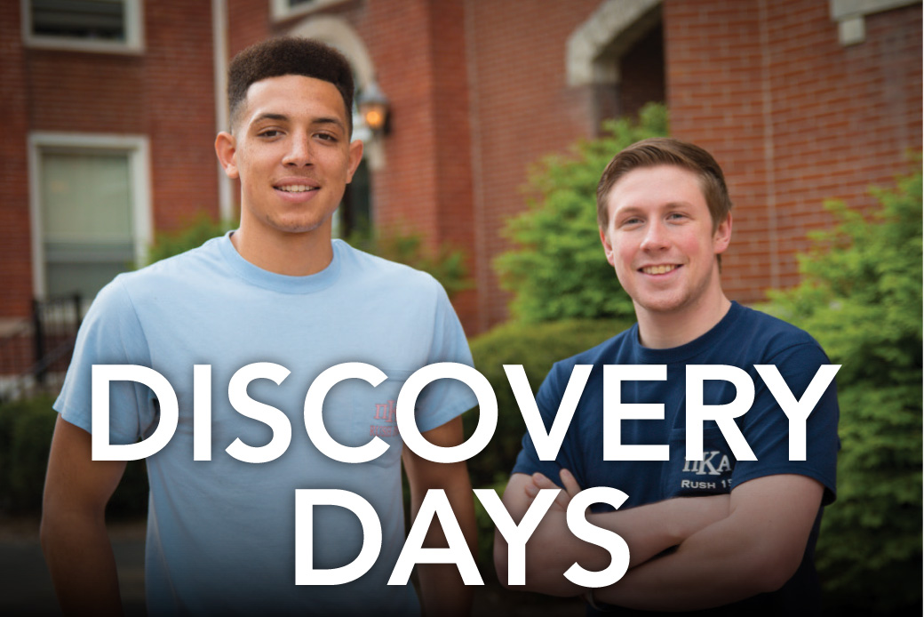 Join us for Discovery Days at William Woods!