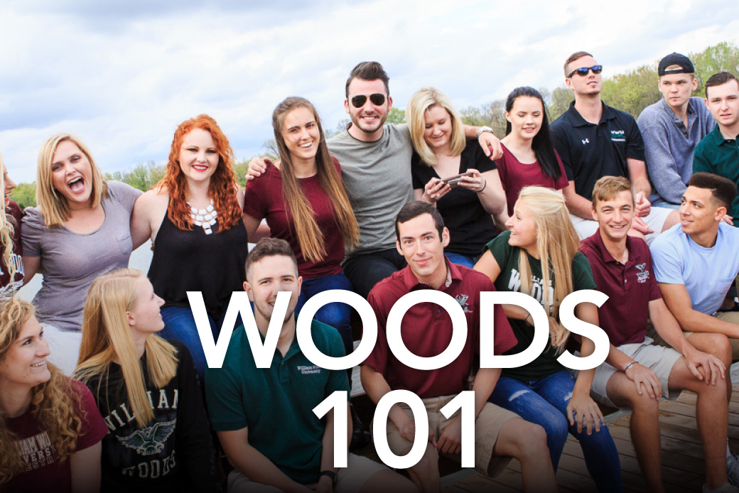 Join us for Woods 101!