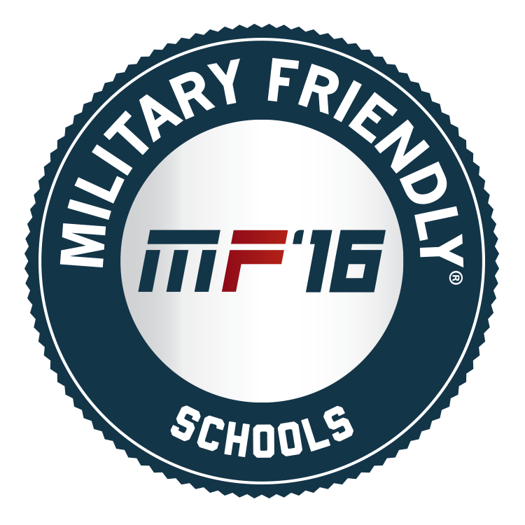 Military Friendly Schools Logo.